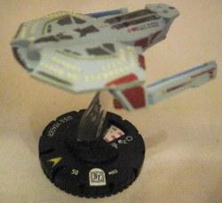 Heroclix Star Trek Tactics I 003 USS Yeager