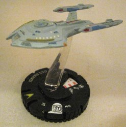 Heroclix Star Trek Tactics I 004 USS Equinox
