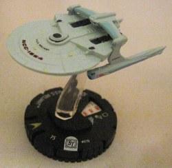 Heroclix Star Trek Tactics I 010 USS Reliant