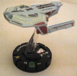 Heroclix Star Trek Tactics I 017 USS Montgolfier