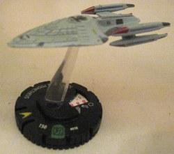 Heroclix Star Trek Tactics I 018 USS Prometheus