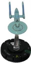 Heroclix Star Trek Tactics I 020 USS Hood