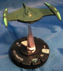 Heroclix Star Trek Tactics II 003 RIS Preatus