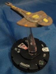 Heroclix Star Trek Tactics II 006 Kraxon