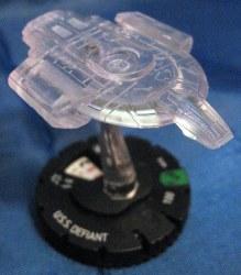 Heroclix Star Trek Tactics II 016 USS Defiant