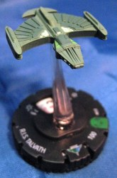 Heroclix Star Trek Tactics II 017 RIS Talvath