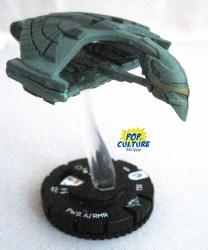 Heroclix Star Trek Tactics III 004 PWB Aj'rmr