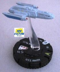 Heroclix Star Trek Tactics III 005 USS Raven