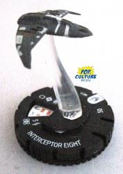 Heroclix Star Trek Tactics III 011 Interceptor Eight