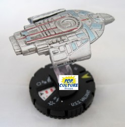 Heroclix Star Trek Tactics IV 003 USS Valiant