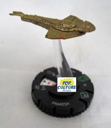 Heroclix Star Trek Tactics IV 012 Prakesh