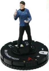 Heroclix Star Trek Tactics Away Team 002 Dr. Leonard McCoy