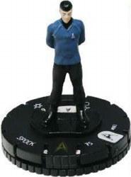 Heroclix Star Trek Tactics Away Team 003 Spock