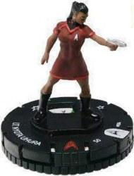 Heroclix Star Trek Tactics Away Team 004 Lt. Nyota Uhura