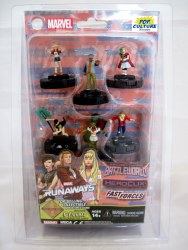 Heroclix Secret Wars: Battleworld - The Runaway Fast Forces Pack