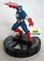 Heroclix Secret Wars: Battleworld 001 Captain America
