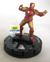 Heroclix Secret Wars: Battleworld 003 Iron Man