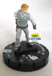 Heroclix Secret Wars: Battleworld 006 Sherriff Steve Rogers