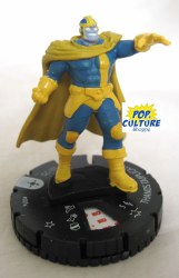 Heroclix Secret Wars: Battleworld 007a Thanos Duplicate