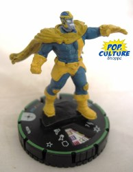 Heroclix Secret Wars: Battleworld 007b Thanos (Nova Corps) Prime