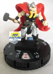 Heroclix Secret Wars: Battleworld 009 Thor