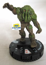 Heroclix Secret Wars: Battleworld 012 Man-Thing Soldier