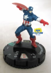 Heroclix Secret Wars: Battleworld 017 Captain America