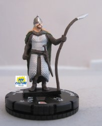 Heroclix The Two Towers 009 Rohan Soldier