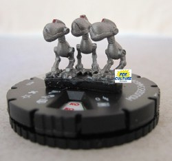 Heroclix TMNT1 020 Mousers Swarm