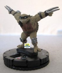 Heroclix TMNT1 016 Slash