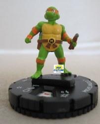Heroclix TMNT2 002 Michelangelo