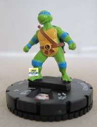 Heroclix TMNT2 004 Leonardo
