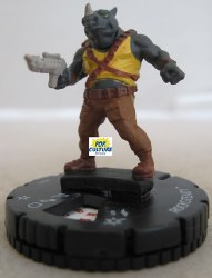 Heroclix TMNT2 017 Rocksteady