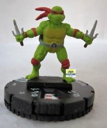 Heroclix TMNT3 001 Raphael