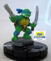 Heroclix TMNT4 001 Leonardo