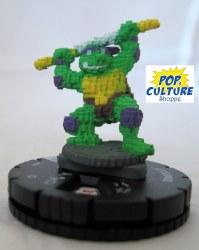 Heroclix TMNT4 004 Donatello