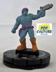 Heroclix TMNT4 016 Sergeant Granitor