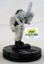 Heroclix TMNT4 018 Rocksteady