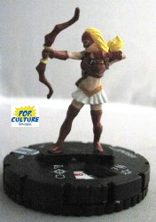 Heroclix Teen Titans 006 Arrowette