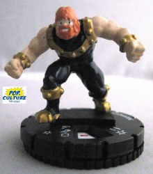 Heroclix Teen Titans 011 Mammoth