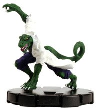 Heroclix Ultimates 015 Lizard