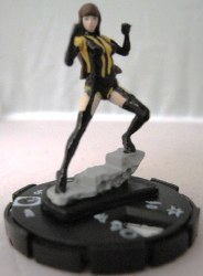 Heroclix Watchmen 002 Silk Spectre