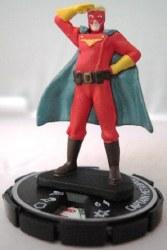 Heroclix Watchmen 008 Captain Metropolis
