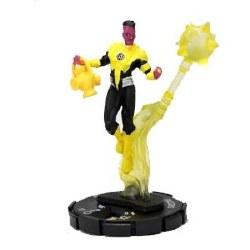 Heroclix War of Light FF003 Sinestro