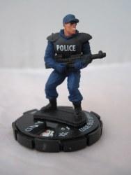 Heroclix Web of Spider-Man 005 Code Blue Officer