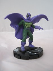 Heroclix Web of Spider-Man 011 Prowler