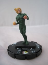 Heroclix Web of Spider-Man 013 Will-O-The-Wisp