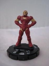 Heroclix Web of Spider-Man 014 Iron Man