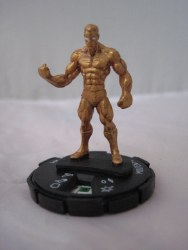 Heroclix Web of Spider-Man 015 Molten Man