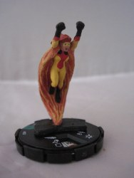 Heroclix Web of Spider-Man 020 Firestar